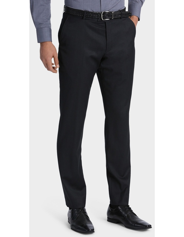 EURO Charcoal Evercool Suit Trouser image 2