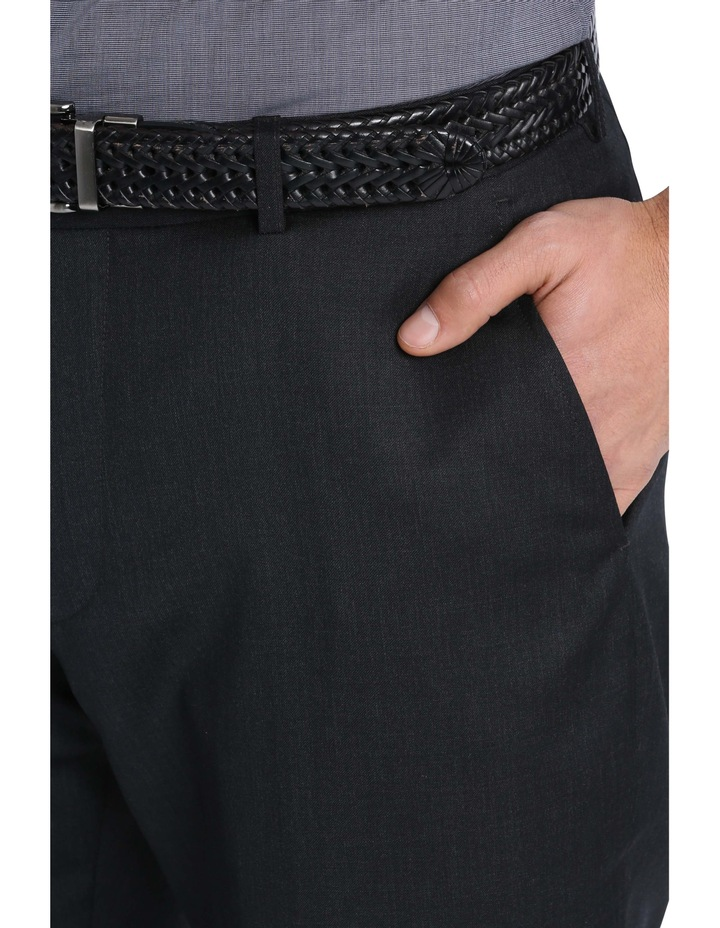 EURO Charcoal Evercool Suit Trouser image 4