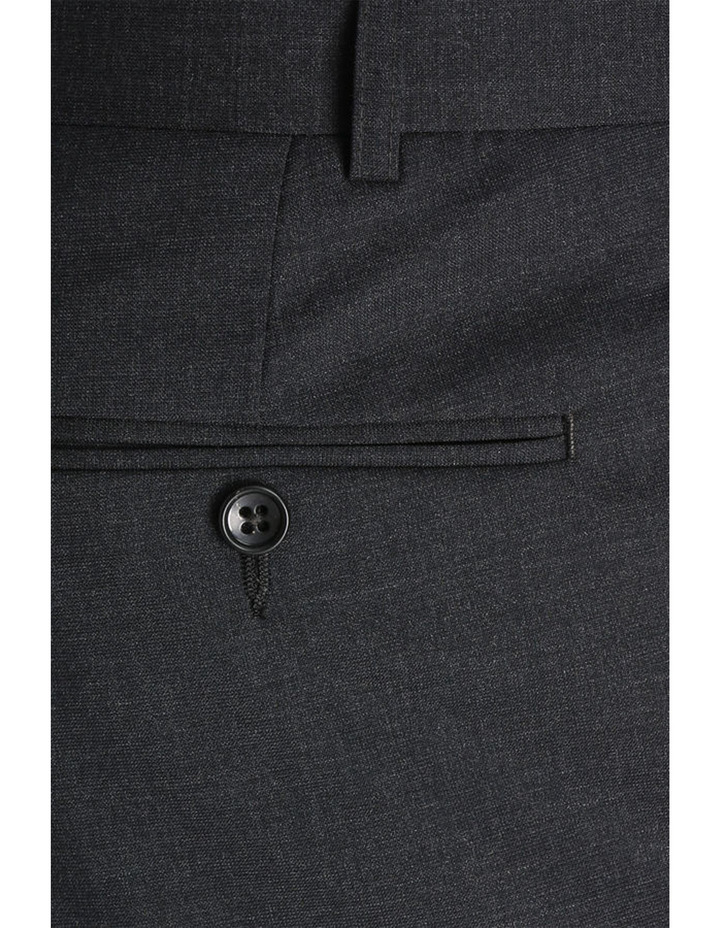 Plain Regular Fit Suit Trouser image 4