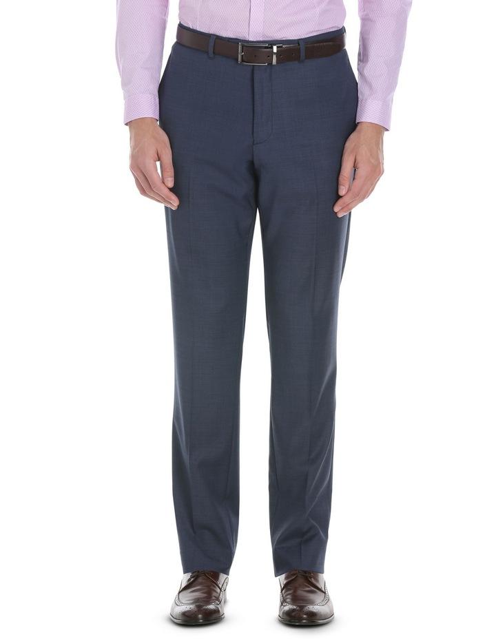 Slim Fit Navy Suit Trouser image 1