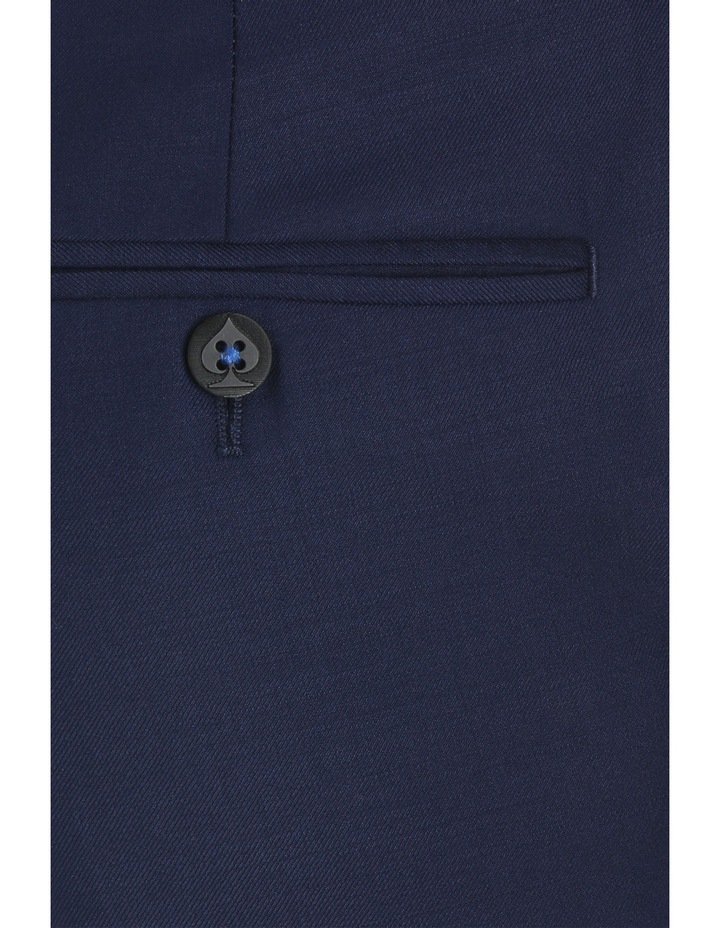 Blue Plain Suit Trouser image 4