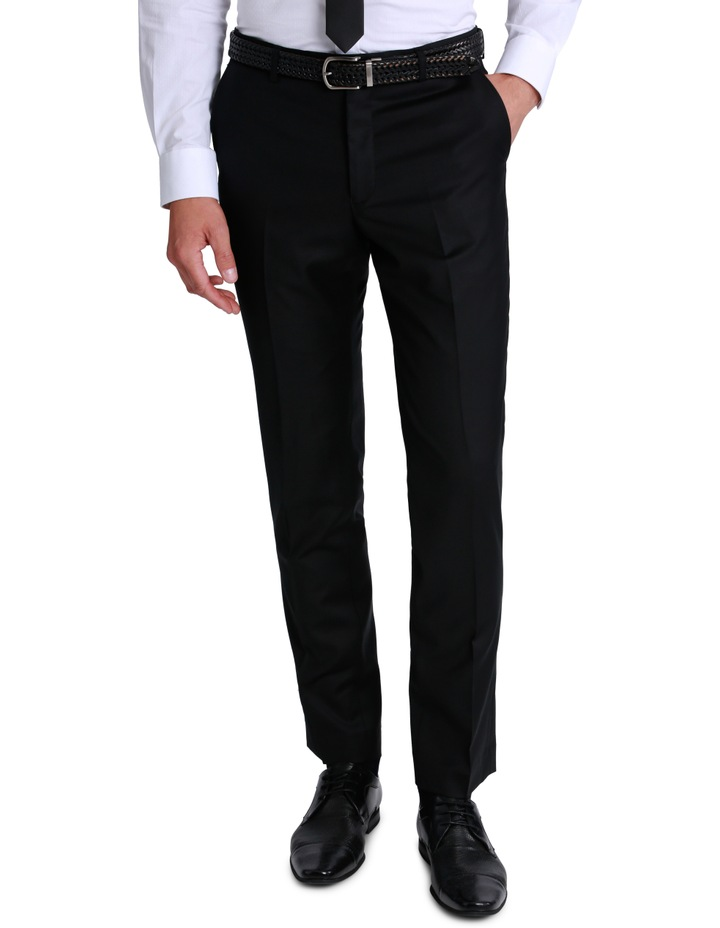 Black 'Autograf' Suit Trouser image 1