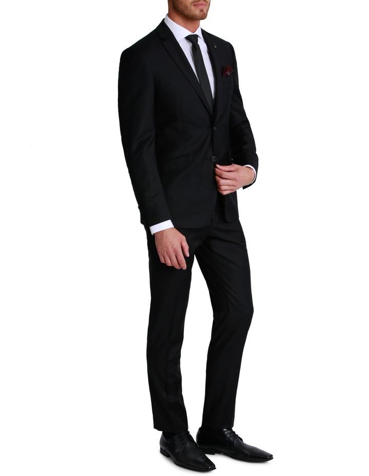 Black 'Autograf' Suit Trouser image 2