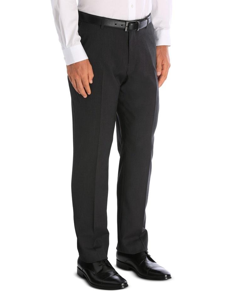 Charcoal Nailhead Suit Trouser image 2