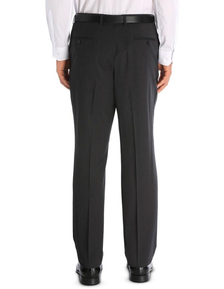 Charcoal Nailhead Suit Trouser image 3