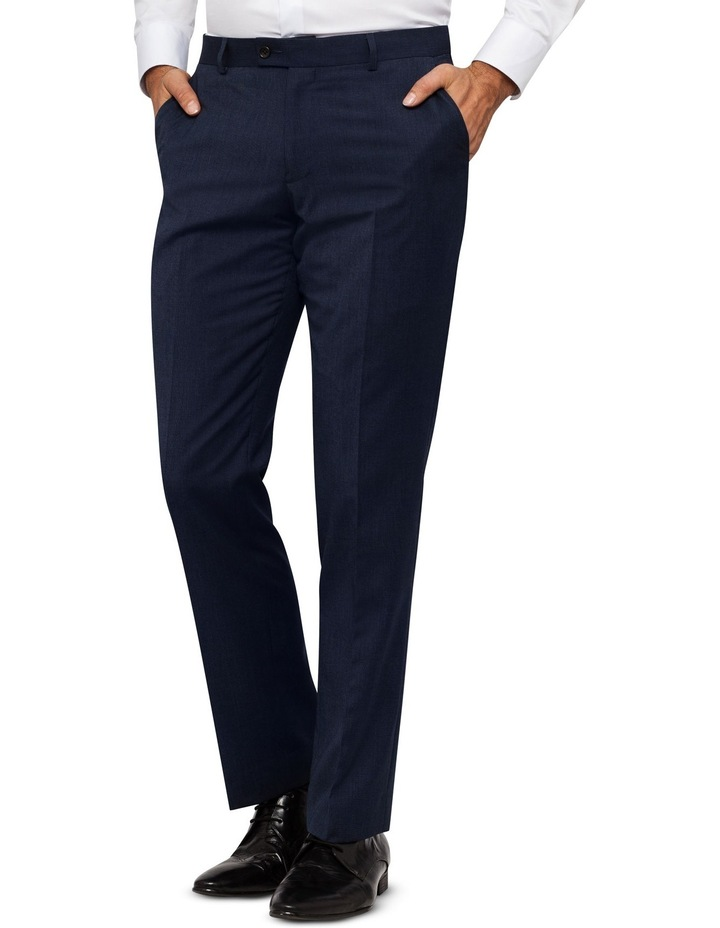 European Fit Suit Trouser image 1