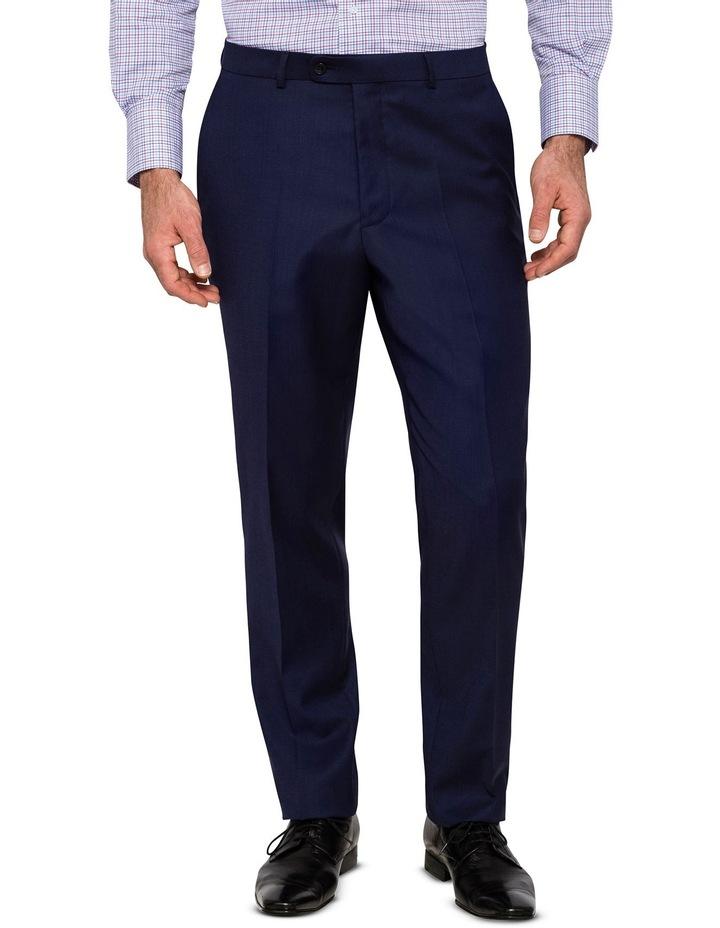 Self Stripe Suit Trouser image 1