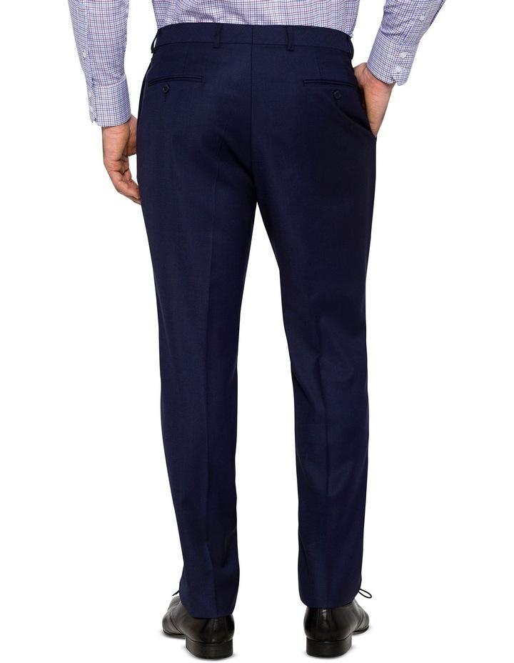 Self Stripe Suit Trouser image 2