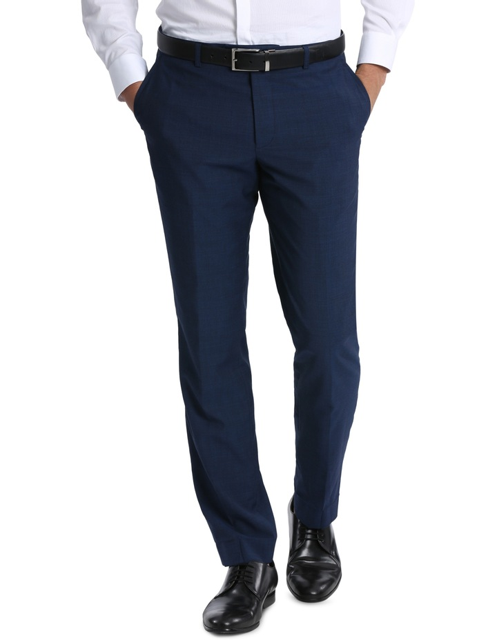 Diamonds Slim Travel Suit Trouser image 1