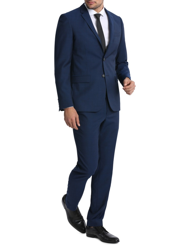 Diamonds Slim Travel Suit Trouser image 2