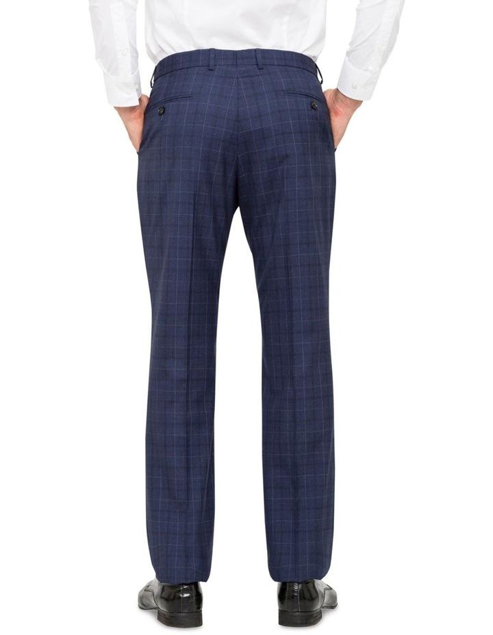 Extreme Slim Fit Suit Pants Blue image 2