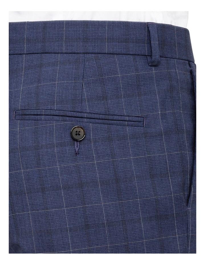 Extreme Slim Fit Suit Pants Blue image 3