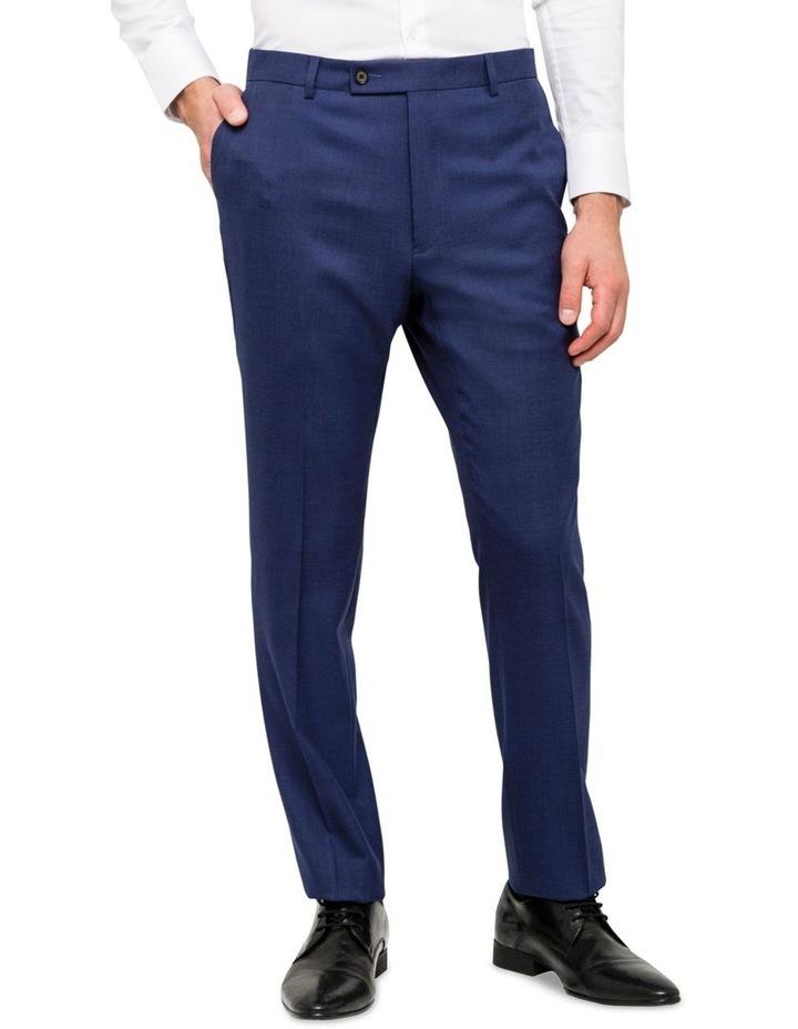 Super Slim Fit Suit Pant Indigo image 1