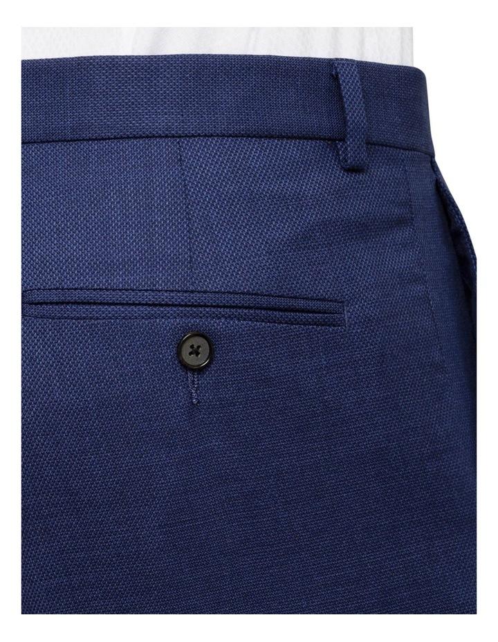 Super Slim Fit Suit Pant Indigo image 3