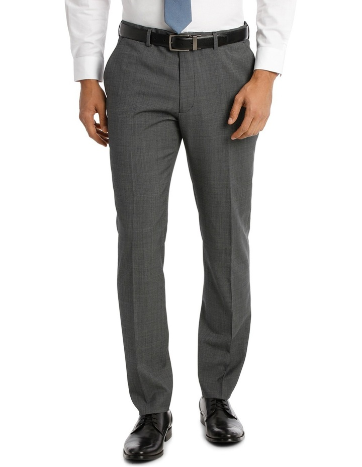 Microstucture Stretch Ivy League Suit Trouser image 1