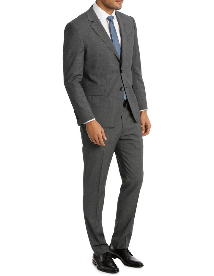 Microstucture Stretch Ivy League Suit Trouser image 2