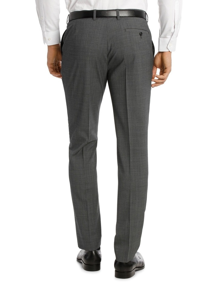 Microstucture Stretch Ivy League Suit Trouser image 3