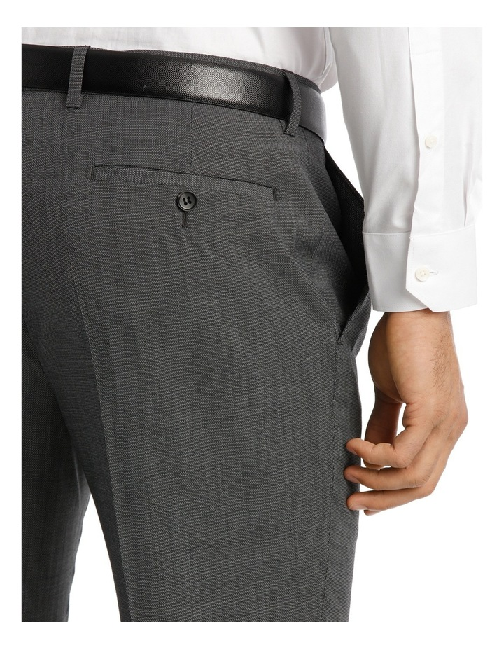 Microstucture Stretch Ivy League Suit Trouser image 4