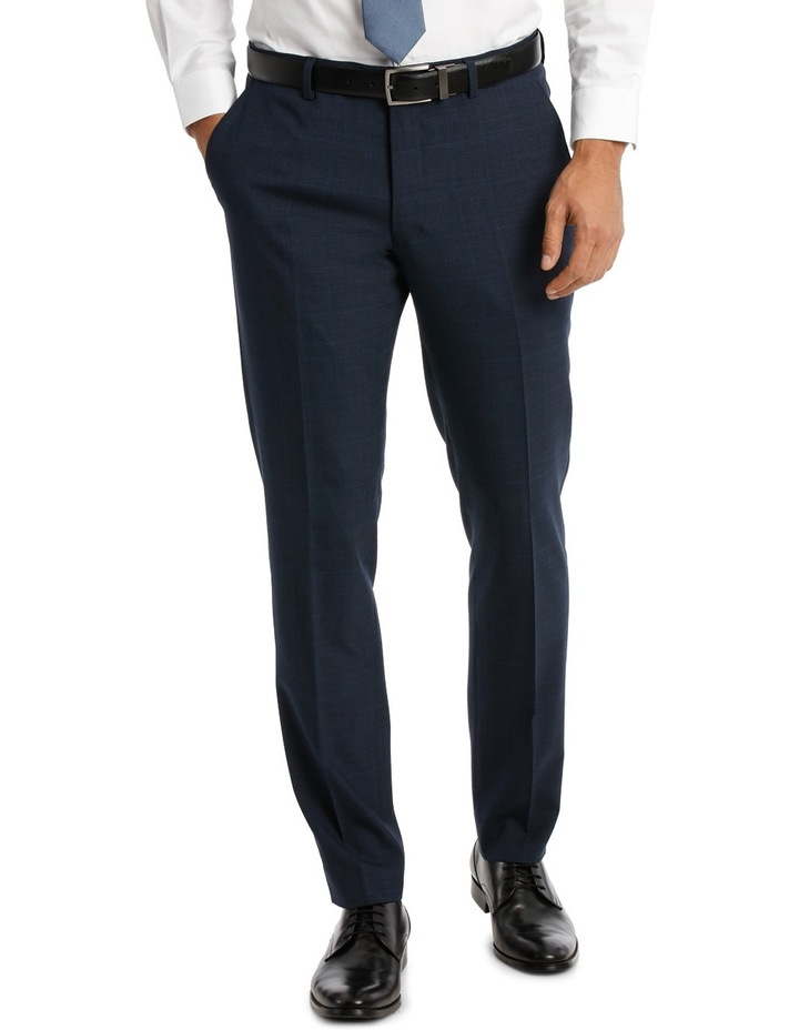 Shadow Check Stretch Suit Trouser K385217 image 1