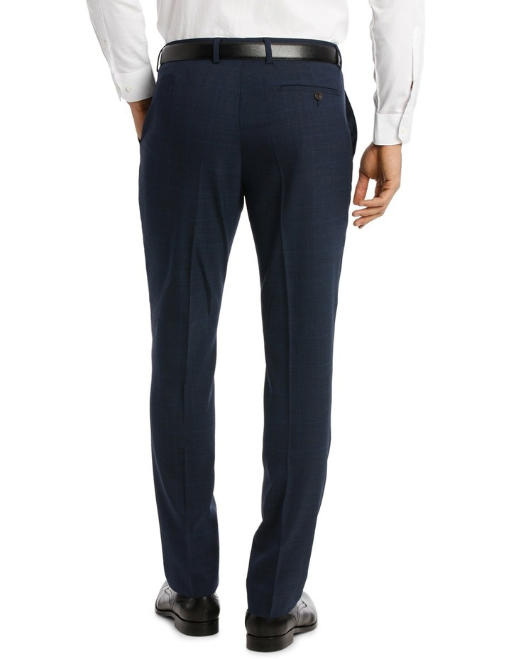 Shadow Check Stretch Suit Trouser K385217 image 3