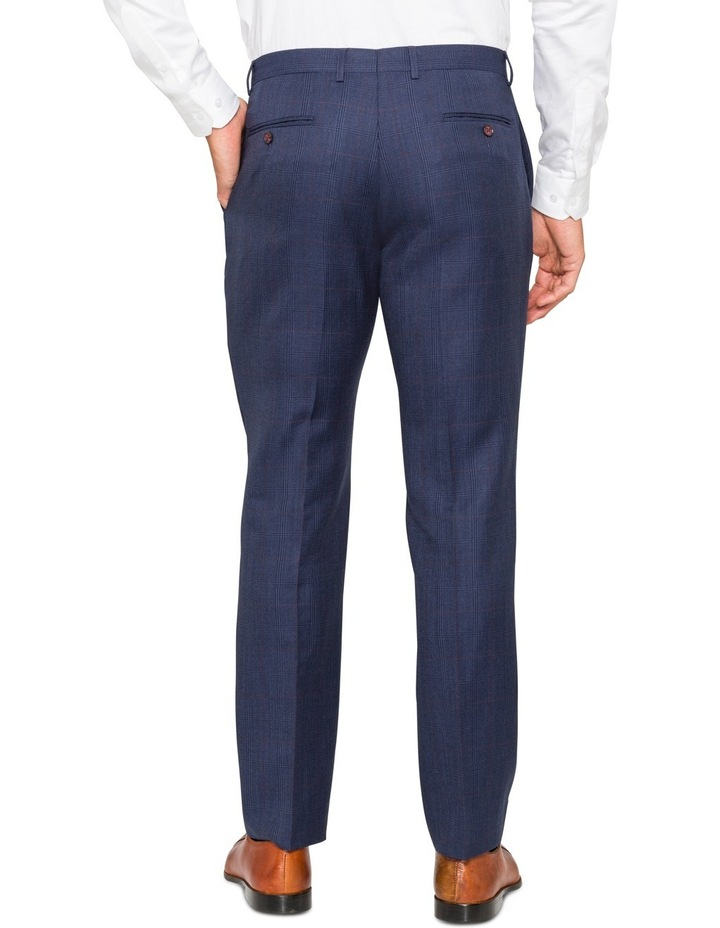 Ink Check Suit Trouser image 2