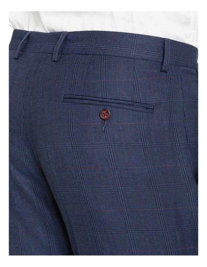 Ink Check Suit Trouser image 3