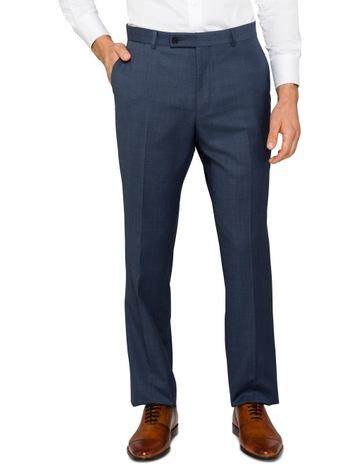 b8e6832945b Calvin KleinBlue Plain Suit Pant ACXTM603 RCSB. Calvin Klein Blue Plain  Suit Pant ACXTM603 RCSB