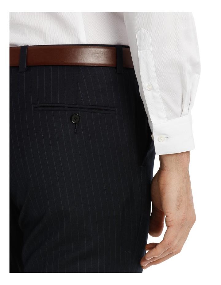 Navy Pinstripe Suit Pant image 4