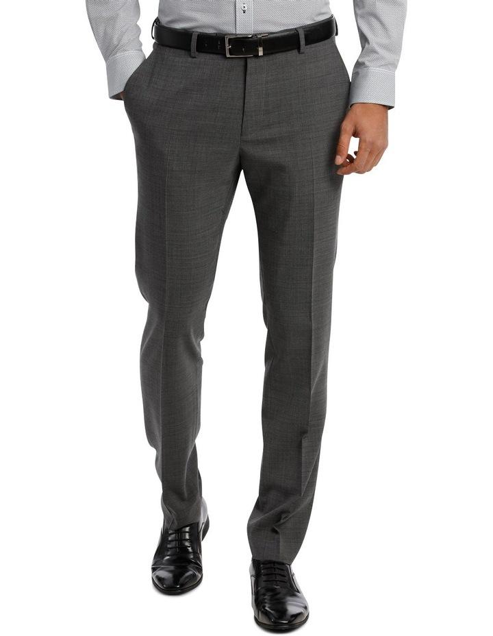 Subtle Check Stretch Suit Trouser image 1
