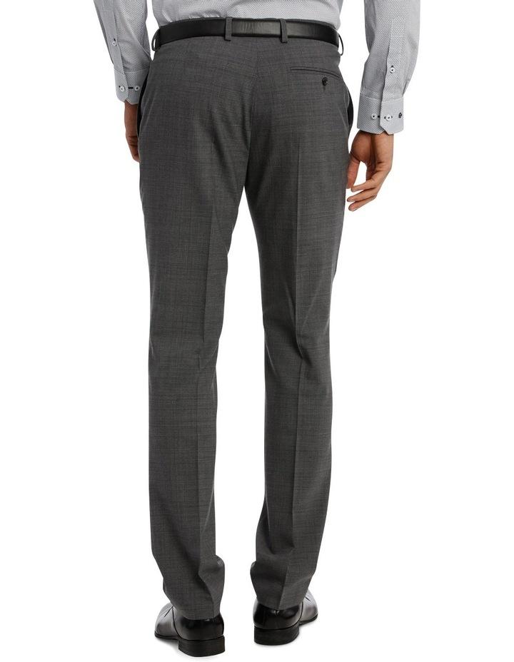 Subtle Check Stretch Suit Trouser image 3