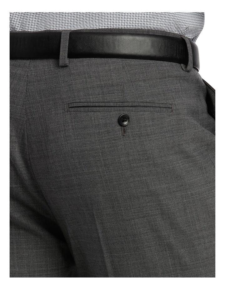 Subtle Check Stretch Suit Trouser image 4