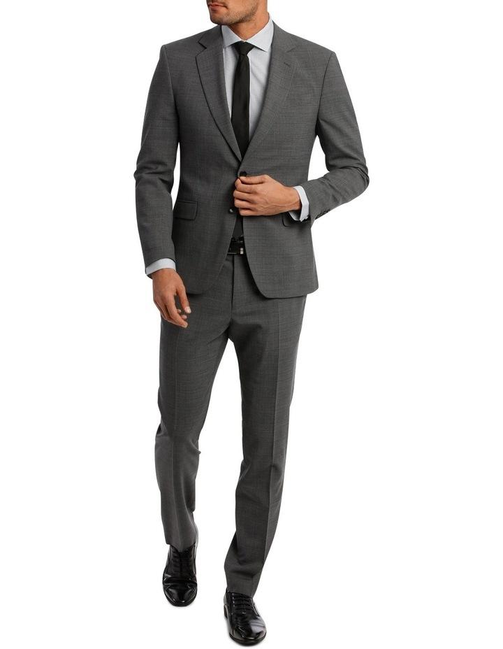 Subtle Check Stretch Suit Trouser image 5