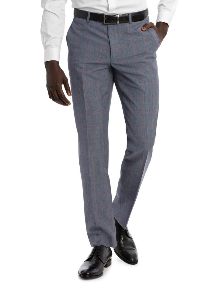 Hearts Check Suit Pant image 1