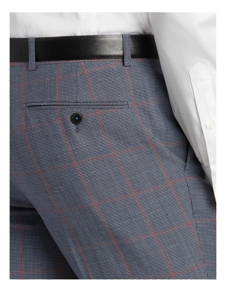 Hearts Check Suit Pant image 4