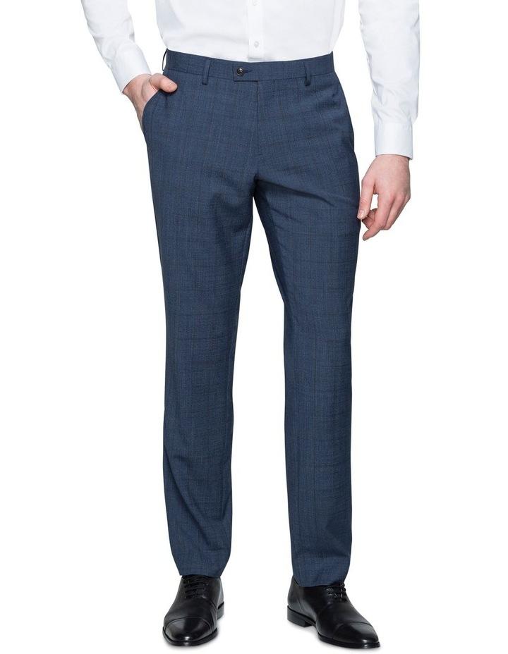 Subtle Check Suit Trouser image 1