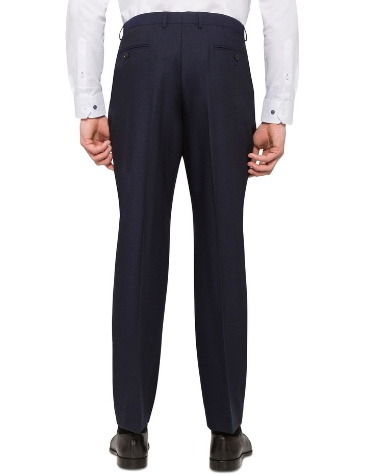TEXTURED SUIT TROUSER image 2
