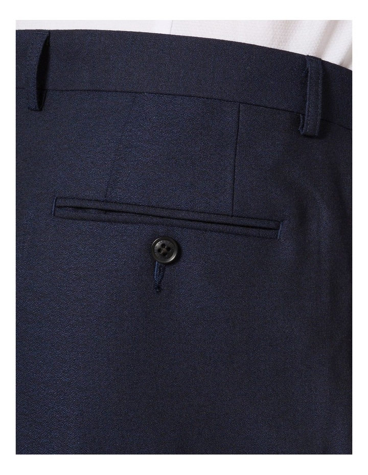 TEXTURED SUIT TROUSER image 3