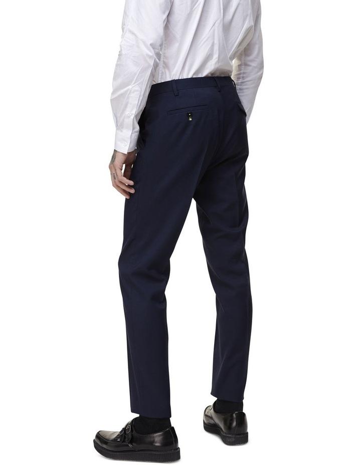 Hemmingway Plain Suit Trouser Navy image 2