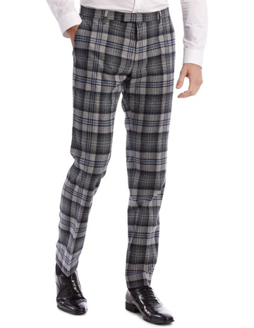 b73ec9cf1d8 Twisted TailorKaufman Check Suit Trouser Grey. Twisted Tailor Kaufman Check  Suit Trouser Grey