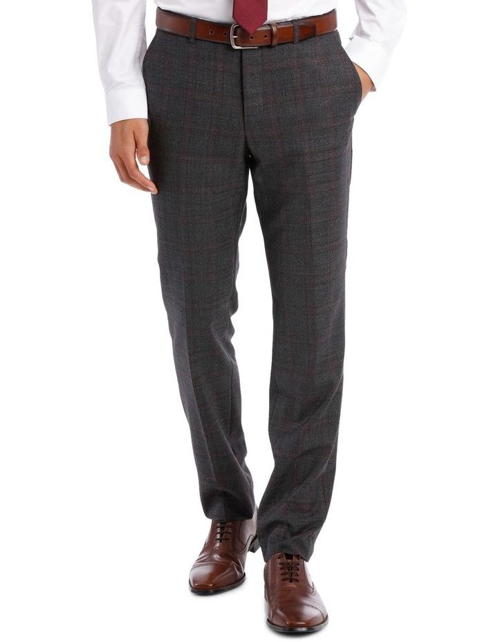 Hearts Check Suit Trouser image 1