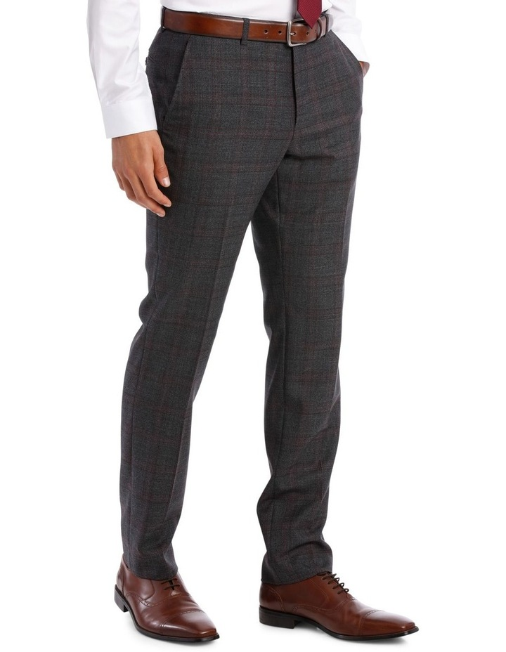 Hearts Check Suit Trouser image 2