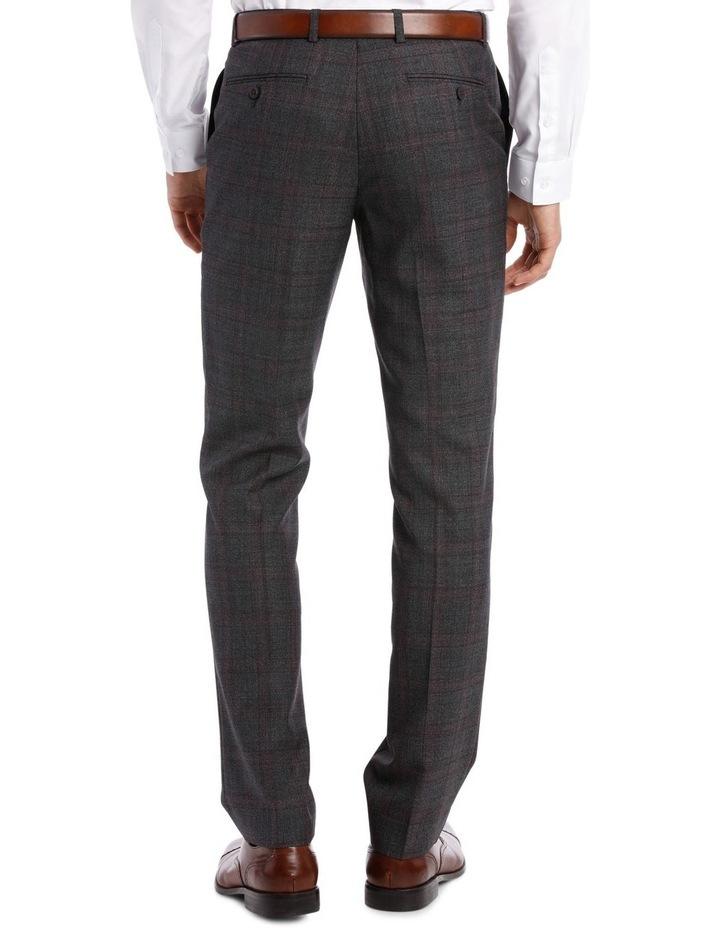 Hearts Check Suit Trouser image 3