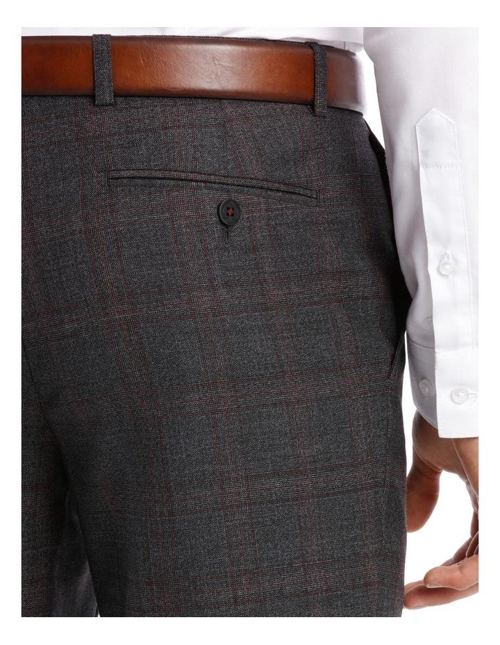 Hearts Check Suit Trouser image 4
