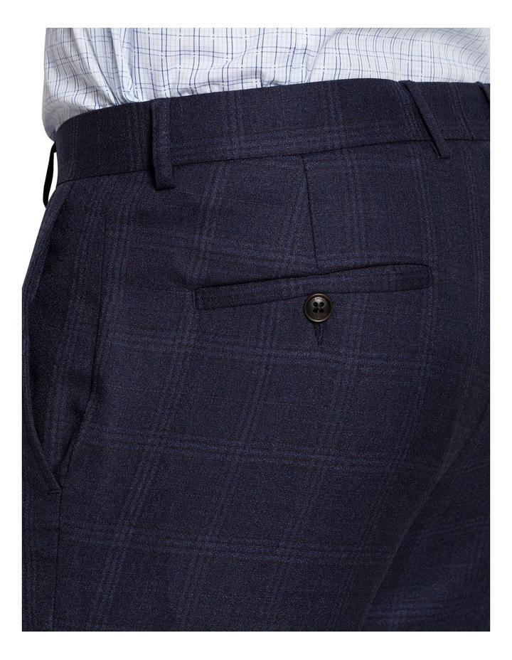 Check Suit Trouser image 3