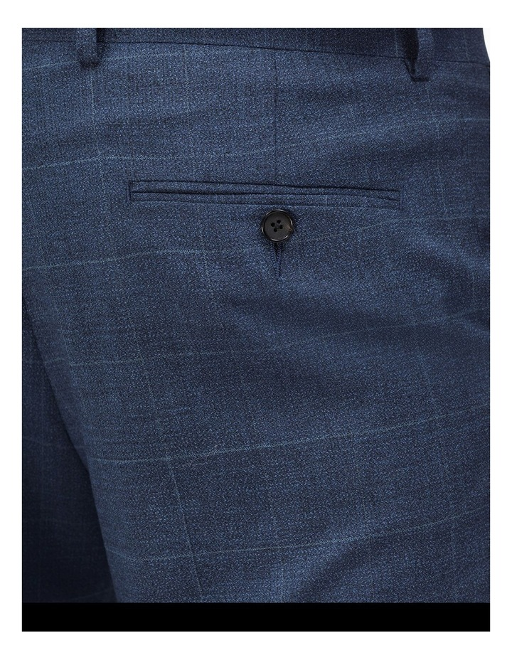 Window Check Suit Trouser image 3