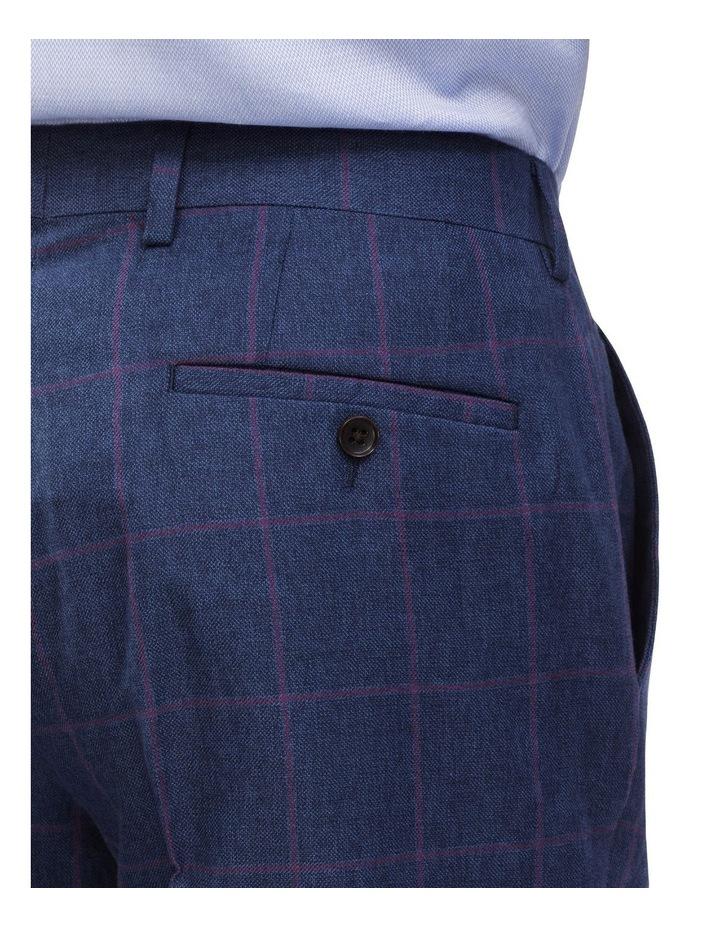 Subtle Check Suit Trouser image 3