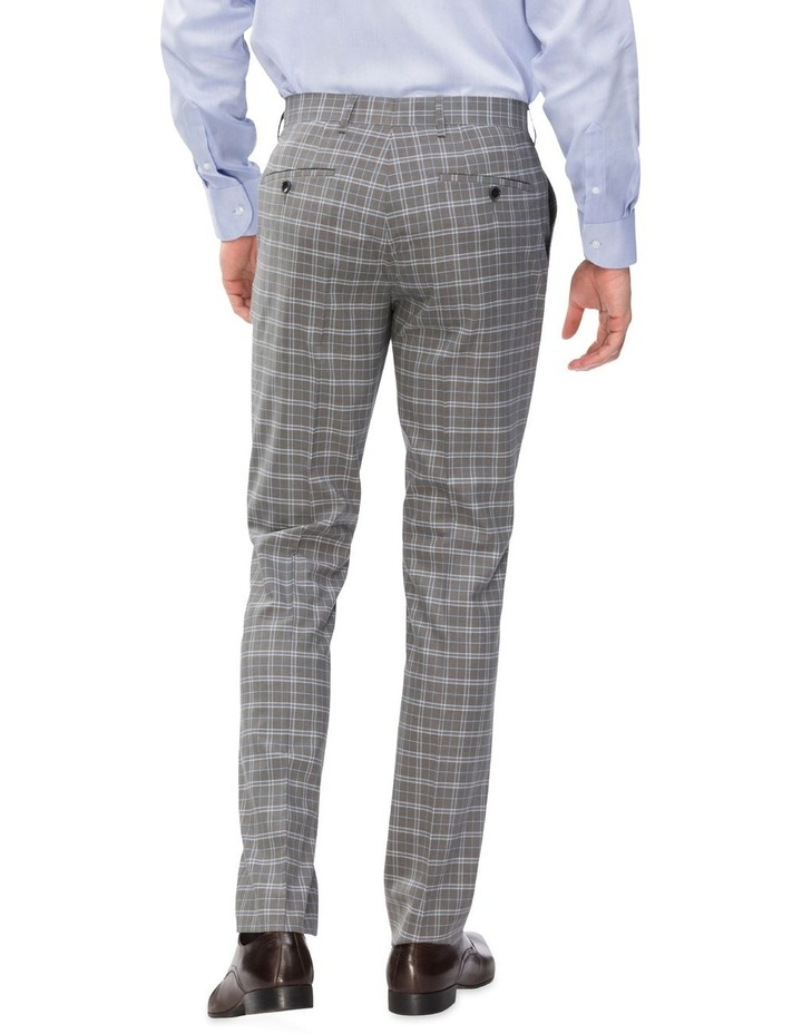 Small Check Suit Trouser image 2