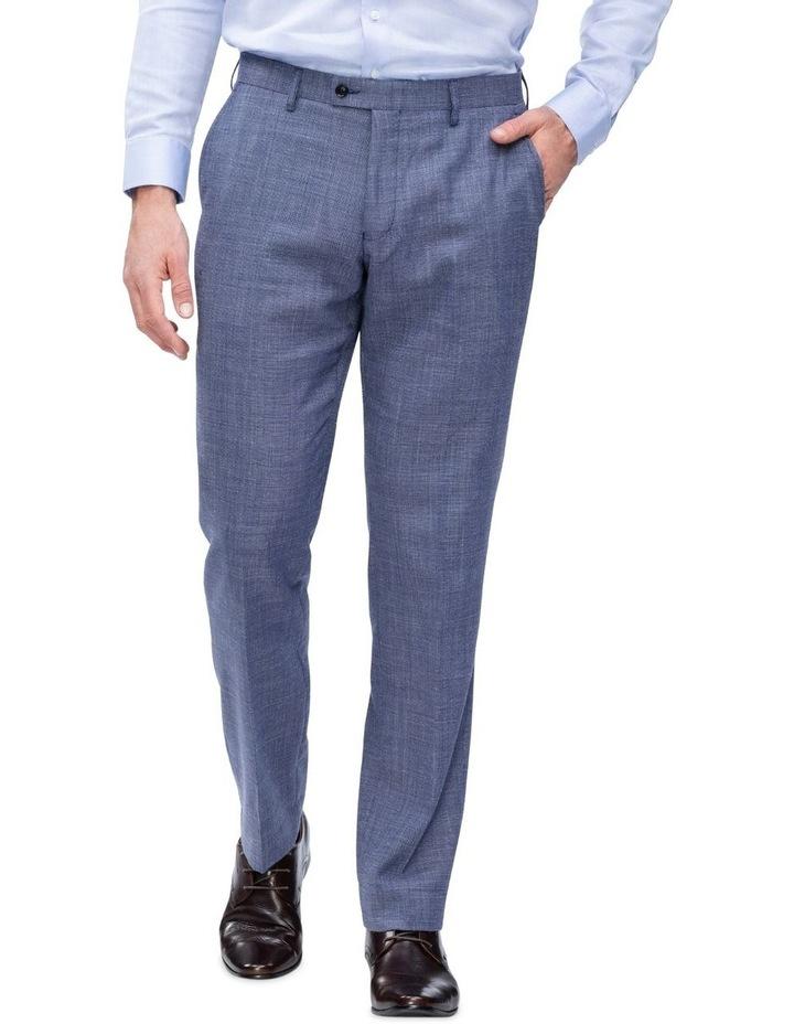 Textured Suit Trouser image 1