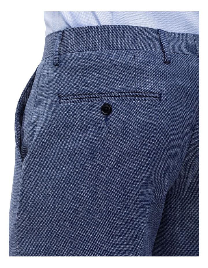 Textured Suit Trouser image 3