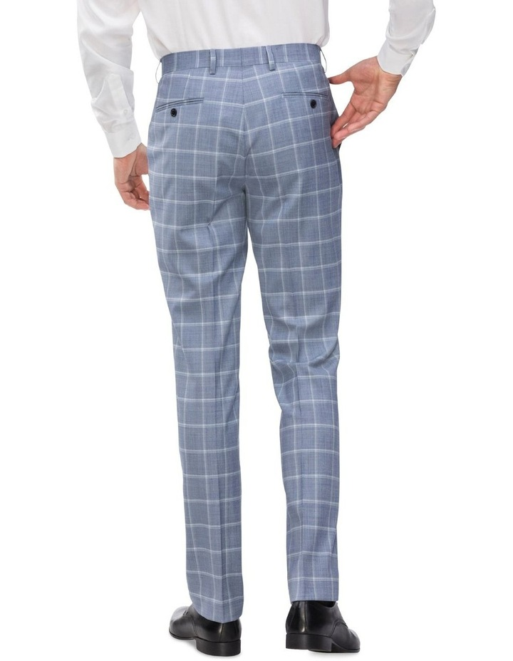 Commuter Fashion Check Suit Trouser image 2